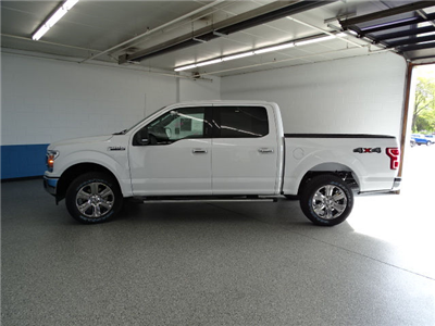 2018 F-150 Crew Cab 4x4 Pickup #K111960N - photo 11