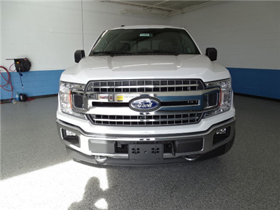 2018 F-150 Crew Cab 4x4 Pickup #K111960N - photo 10