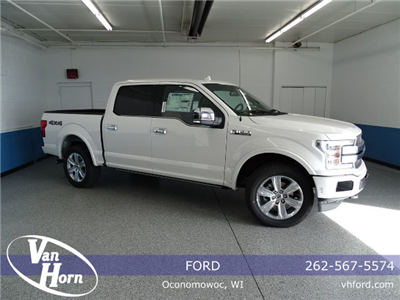 2018 F-150 Crew Cab 4x4 Pickup #K111961N - photo 1
