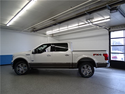 2018 F-150 Crew Cab 4x4 Pickup #K112035N - photo 15