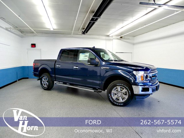 2018 F-150 Crew Cab 4x4 Pickup #K112036N - photo 1