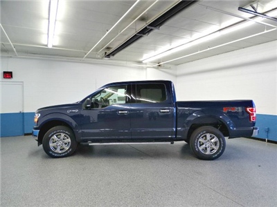2018 F-150 Crew Cab 4x4 Pickup #K112036N - photo 10