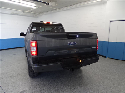 2018 F-150 Super Cab 4x4, Pickup #K112048N - photo 2
