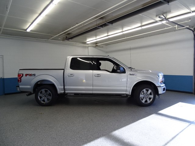 2018 F-150 Crew Cab 4x4 Pickup #K112161N - photo 8