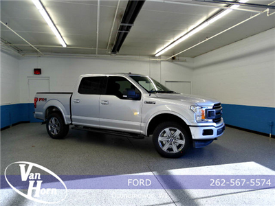 2018 F-150 Crew Cab 4x4 Pickup #K112161N - photo 1
