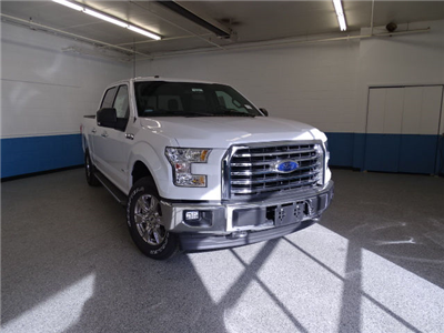 2017 F-150 Crew Cab 4x4 Pickup #K112231N - photo 9