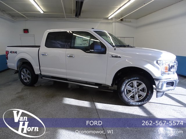 2018 F-150 SuperCrew Cab 4x4,  Pickup #K112326N - photo 1