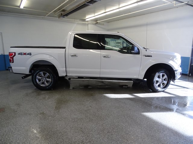 2018 F-150 SuperCrew Cab 4x4,  Pickup #K112326N - photo 6