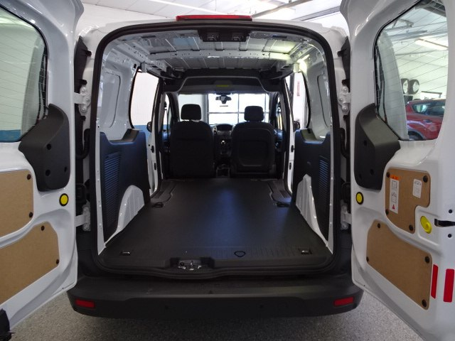 2018 Transit Connect 4x2,  Empty Cargo Van #K112336N - photo 2