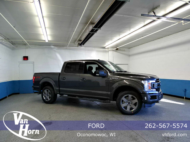 2018 F-150 Crew Cab 4x4 Pickup #K112359N - photo 1