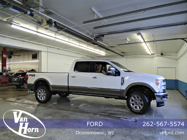 2018 F-250 Crew Cab 4x4, Pickup #K112409N - photo 1