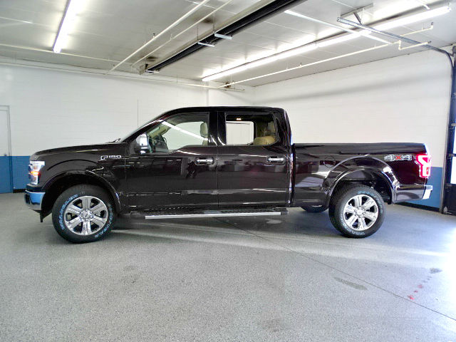 2018 F-150 SuperCrew Cab 4x4, Pickup #K112549N - photo 16