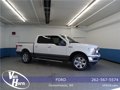 2018 F-150 SuperCrew Cab 4x4, Pickup #K112628N - photo 1