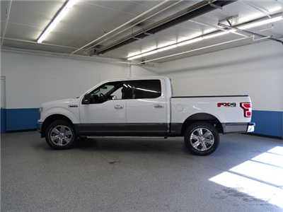 2018 F-150 SuperCrew Cab 4x4, Pickup #K112628N - photo 11