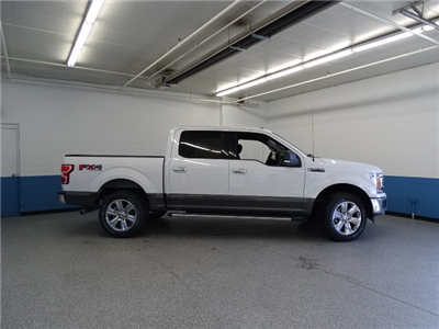 2018 F-150 SuperCrew Cab 4x4, Pickup #K112628N - photo 9
