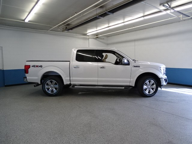 2018 F-150 SuperCrew Cab 4x4, Pickup #K112743N - photo 3