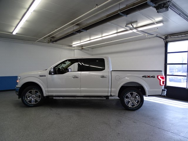 2018 F-150 SuperCrew Cab 4x4, Pickup #K112743N - photo 15