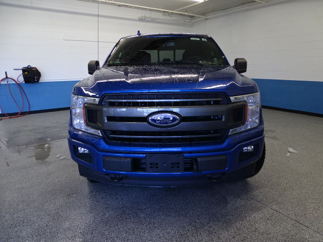 2018 F-150 SuperCrew Cab 4x4,  Pickup #K112805N - photo 11