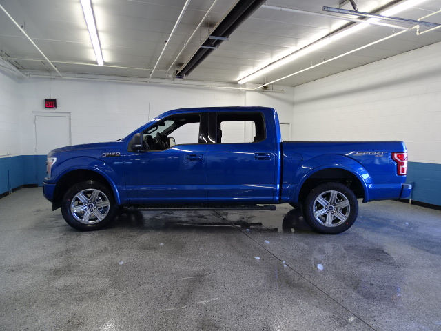 2018 F-150 SuperCrew Cab 4x4,  Pickup #K112805N - photo 12