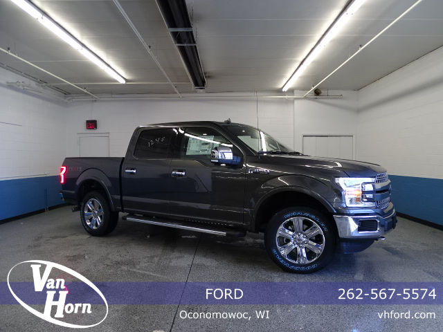 2018 F-150 SuperCrew Cab 4x4, Pickup #K112827N - photo 1