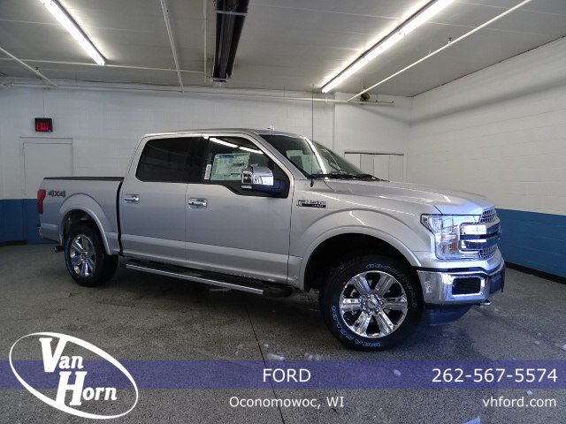 2018 F-150 SuperCrew Cab 4x4, Pickup #K112836N - photo 1