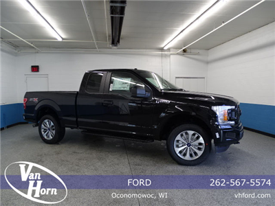 2018 F-150 Super Cab 4x4, Pickup #K112932N - photo 1