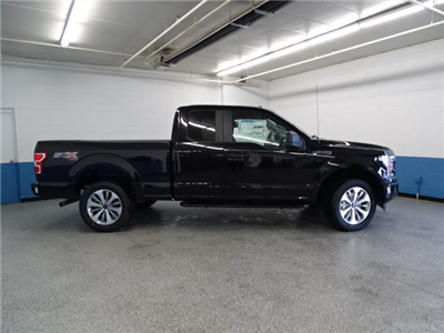 2018 F-150 Super Cab 4x4, Pickup #K112932N - photo 5