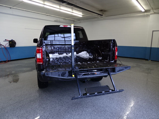 2018 F-150 SuperCrew Cab 4x4, Pickup #K112934N - photo 3