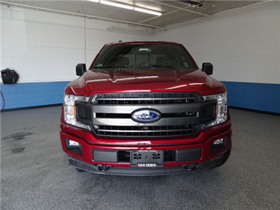 2018 F-150 SuperCrew Cab 4x4,  Pickup #K112989N - photo 9