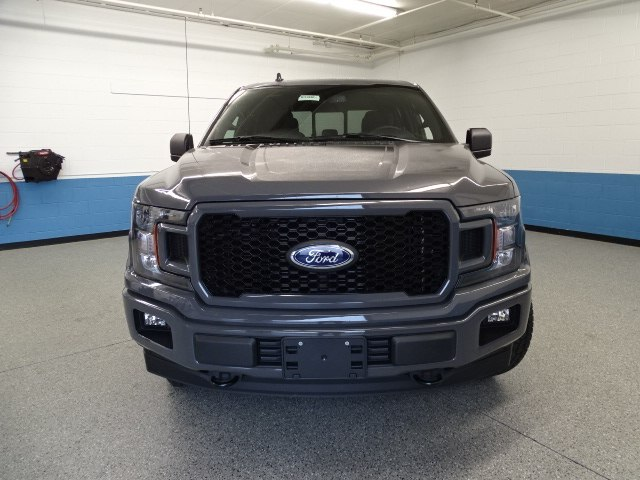 2018 F-150 SuperCrew Cab 4x4,  Pickup #K113330N - photo 13