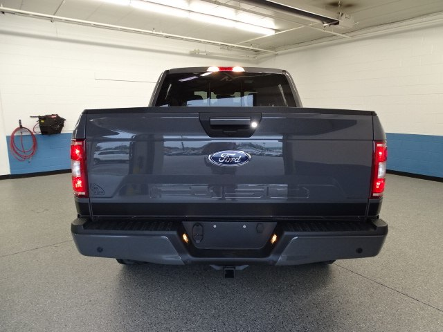 2018 F-150 SuperCrew Cab 4x4,  Pickup #K113330N - photo 2