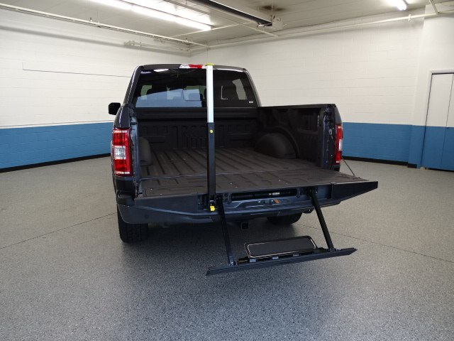 2018 F-150 SuperCrew Cab 4x4,  Pickup #K113330N - photo 4