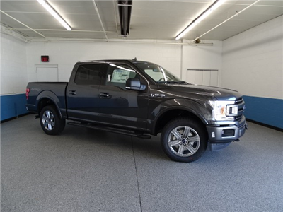 2018 F-150 SuperCrew Cab 4x4,  Pickup #K114163N - photo 1