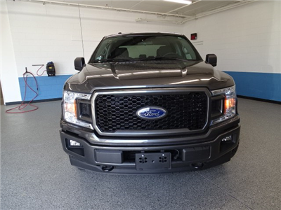 2018 F-150 SuperCrew Cab 4x4,  Pickup #K114243N - photo 7
