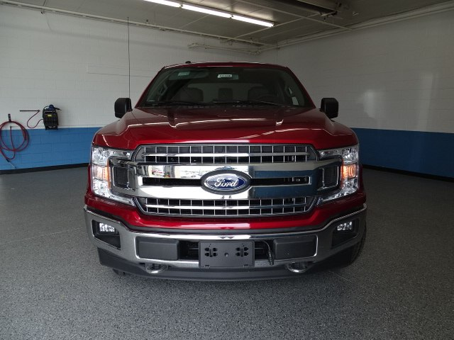 2018 F-150 SuperCrew Cab 4x4,  Pickup #K114336N - photo 9