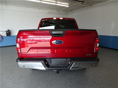 2018 F-150 SuperCrew Cab 4x4,  Pickup #K114336N - photo 2