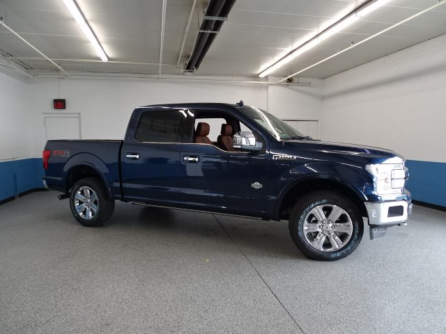 2018 F-150 SuperCrew Cab 4x4,  Pickup #K114351N - photo 1