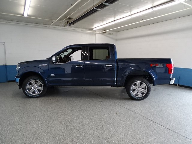 2018 F-150 SuperCrew Cab 4x4,  Pickup #K114351N - photo 15