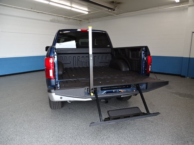 2018 F-150 SuperCrew Cab 4x4,  Pickup #K114351N - photo 4