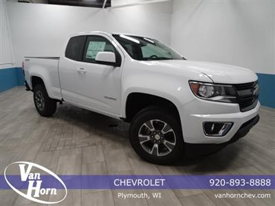 2018 Colorado Extended Cab 4x4, Pickup #A103972N - photo 1