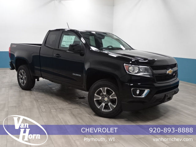 2018 Colorado Extended Cab 4x4, Pickup #A103973N - photo 1
