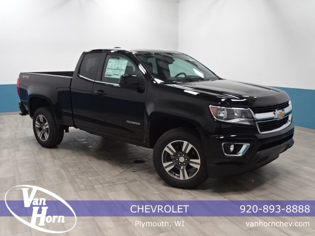 2018 Colorado Extended Cab 4x4, Pickup #A104069N - photo 1