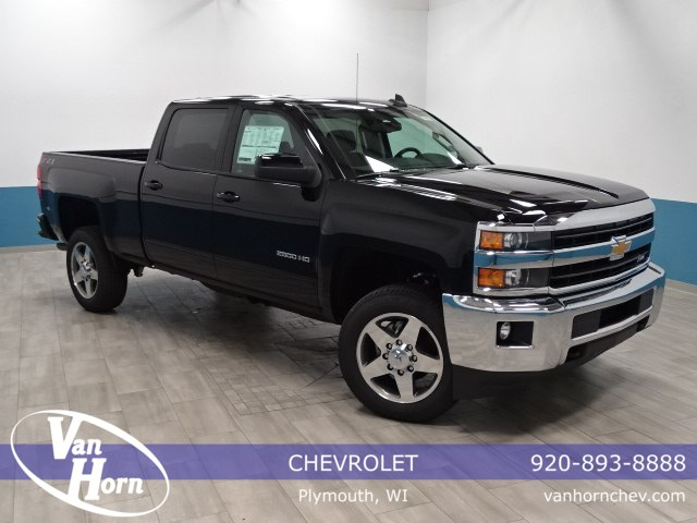 2018 Silverado 2500 Crew Cab 4x4, Pickup #A104177N - photo 1