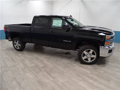 2018 Silverado 2500 Crew Cab 4x4, Pickup #A104177N - photo 5
