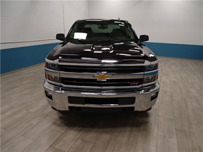 2018 Silverado 2500 Crew Cab 4x4, Pickup #A104177N - photo 6