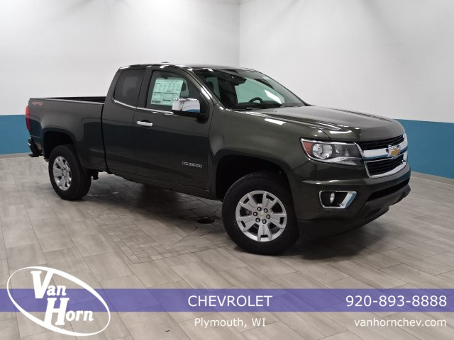 2018 Colorado Extended Cab 4x4, Pickup #A104207N - photo 1