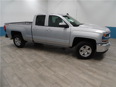 2018 Silverado 1500 Double Cab 4x4, Pickup #A104239 - photo 6