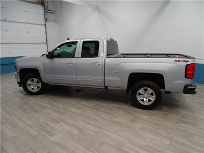 2018 Silverado 1500 Double Cab 4x4, Pickup #A104239 - photo 8