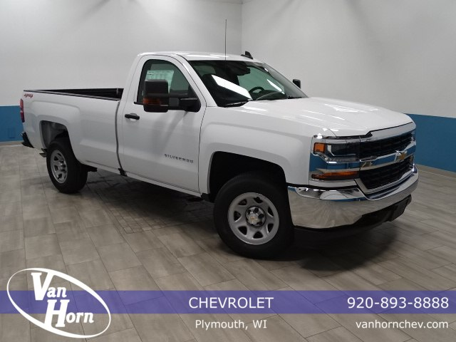 2018 Silverado 1500 Regular Cab 4x4, Pickup #A104387N - photo 1
