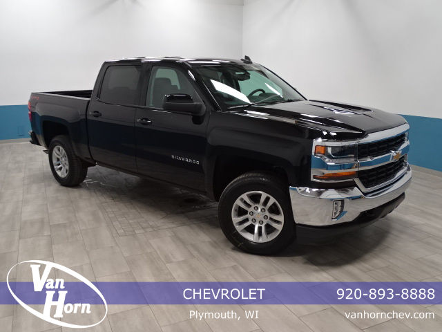 2018 Silverado 1500 Crew Cab 4x4, Pickup #A104443N - photo 1